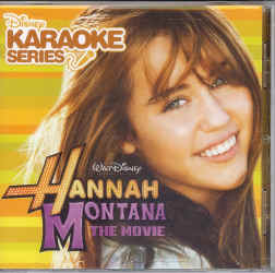 DISNEY HANNAH MONTANA THE MOVIE - CDG - D448002
