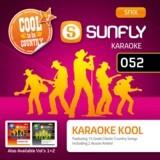 SUNFLY KARAOKE KOOL CDG Vol.52 SKK52