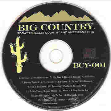BCY001 BIG COUNTRY CDG
