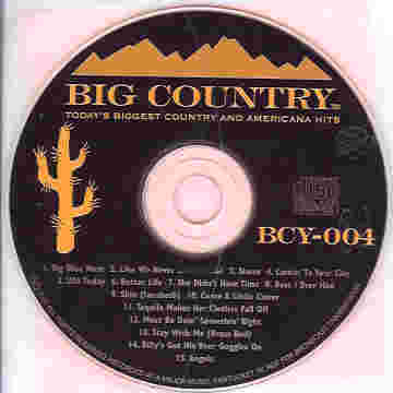 BCY004 BIG COUNTRY CDG