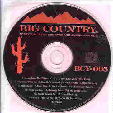 BCY005 BIG COUNTRY CDG