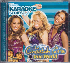 Cheetah Girls One World - CDG - D204702