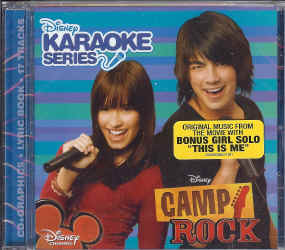Camp Rock - CDG - D204802