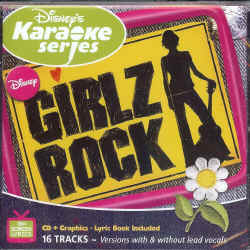 GIRLZ ROCK CDG D91002