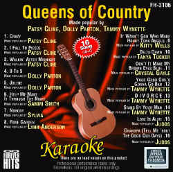 FOREVER HITS CDG - Queens of Country - FH3106