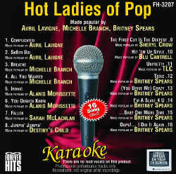 FOREVER HITS CDG - Hot Ladies of Pop - FH3207