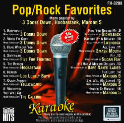 FOREVER HITS CDG - Pop / Rock Favorites - FH3208
