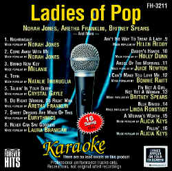 FOREVER HITS CDG - Ladies of Pop - FH3211