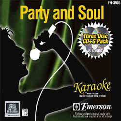 FOREVER HITS CDG - Party and Soul (3 Discs) - FH3905