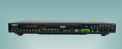 DR230 Karaoke DVD player