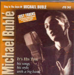 JUST TRACKS - MICHAEL BUBLE CDG vol.1 - JTG342