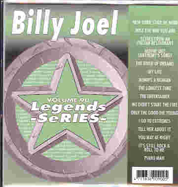 LEG090 LEGENDS CDG BILLY JOEL