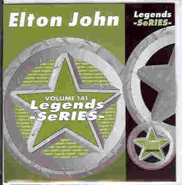 LEG141 LEGENDS CDG ELTON JOHN