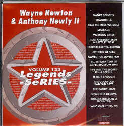 LEG133 LEGENDS CDG WAYNE NEWTON / ANTHONY NEWLY VOL.2