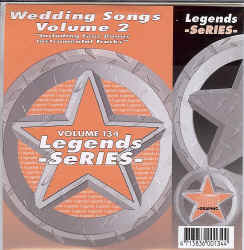 LEG134 LEGENDS CDG WEDDING SONGS VOL.2