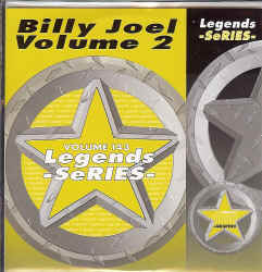 LEG143 LEGENDS CDG BILLY JOEL VOL.2