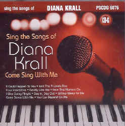 POCKET SONGS - DIANA KRALL CDG - PSCDG6076