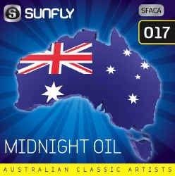 SUNFLY AUSTRALIAN CLASSIC ARTISTS CDG Vol.17 -�MIDNIGHT OIL
