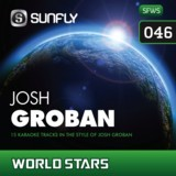 SUNFLY WORLD STARS CDG VOL.46 - JOSH GROBAN