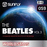 SUNFLY WORLD STARS CDG VOL.59 - BEATLES Vol.3