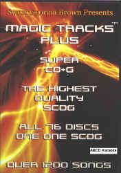 MTPLUS MAGIC TRACKS PLUS SUPER CD+G