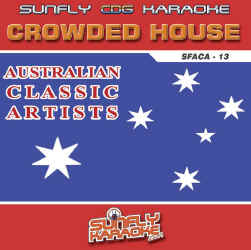 SUNFLY AUSTRALIAN CLASSIC ARTISTS CDG Vol.13 -�CROWDED HOUSE