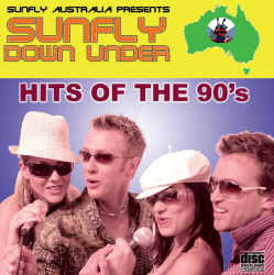 SUNFLY AUSSIE CLASSICS CDG VOL.10 - SFDU10 - HITS OF THE 90'S