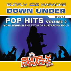 SUNFLY AUSSIE CLASSICS CDG VOL.12 - SFDU12 - POP HITS VOL.2