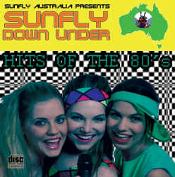 SUNFLY AUSSIE CLASSICS CDG VOL.9 SFDU9 - HITS OF THE 80'S
