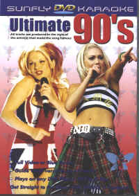 SFDVDUL4 SUNFLY DVD ULTIMATE 90'S