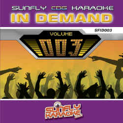 SUNFLY IN DEMAND CDG - VOL.3 - SFID003