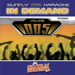 SUNFLY IN DEMAND CDG - VOL.5 - SFID005