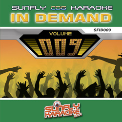 SUNFLY IN DEMAND CDG - VOL.9 - SFID009