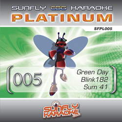 SFPL005 PLATINUM CDG VOL.5 GREEN DAY/BLINK 182/SUM 41