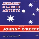 SUNFLY AUSTRALIAN CLASSIC ARTISTS CDG Vol.1 - JOHNNY O'KEEFE