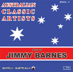 SUNFLY AUSTRALIAN CLASSIC ARTISTS CDG Vol.11 -�JIMMY BARNES - SF