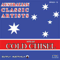 SUNFLY AUSTRALIAN CLASSIC ARTISTS CDG Vol.12 -�COLD CHISEL