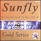 SUNFLY GOLD CDG VOL.36 - RADIOHEAD / COLDPLAY - GD036