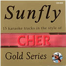 SUNFLY GOLD CDG VOL.53 - CHER - GD053