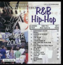THMH0410 TOP HITS MONTHLY CDG R&B/HIP HOP